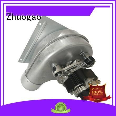Zhuogao Brand box sensor centrifugal fan manufacture