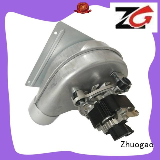 accurate high pressure centrifugal blower in china for gas boiler