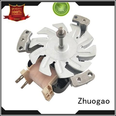 disinfection fan shaded pole motor gas Zhuogao Brand