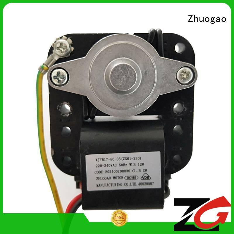 Small ac electric motor for oven/gas range/air fryer, 8-20W,model YJ61-12