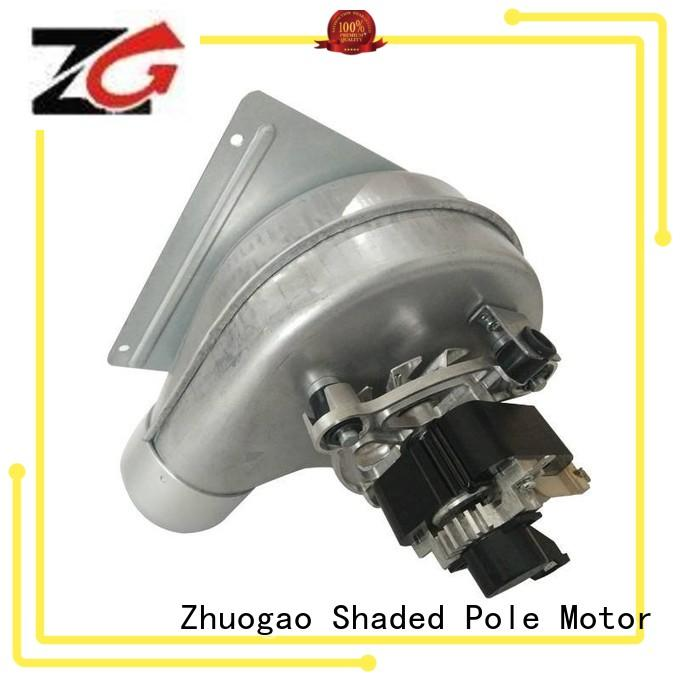Zhuogao Brand box centrifugal exhaust fan noise supplier