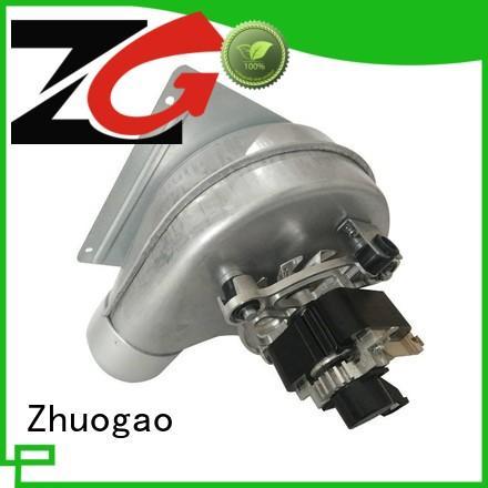 water noise industrial centrifugal fan Zhuogao Brand company