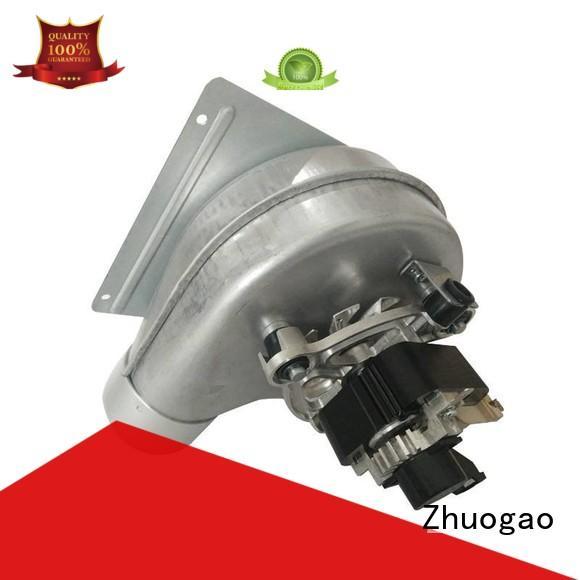 industrial hall ac centrifugal fan motor Zhuogao Brand