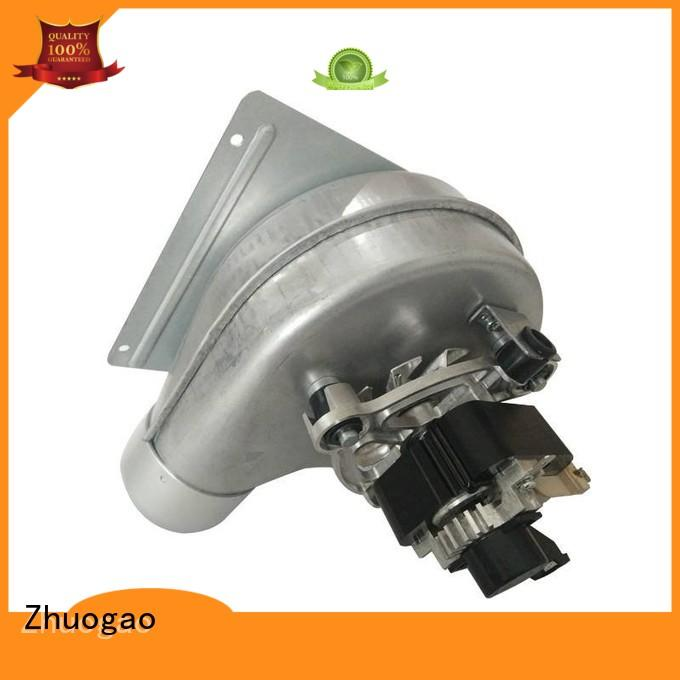 hall centrifugal air blower efficiency for gas boiler Zhuogao
