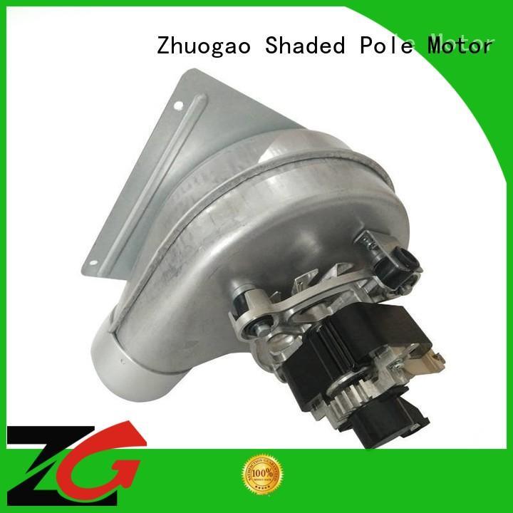 low centrifugal blower fan centrifugal for gas boiler Zhuogao